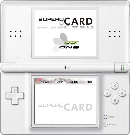 logiciel supercard ds one